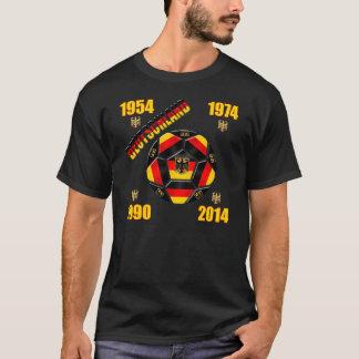Deutschland Fussball 2014 T-Shirt