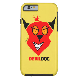 Devil Dog - iPhone 6 Cover