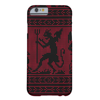 Devil Pattern Barely There iPhone 6 Case