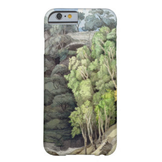 Devil's Bridge, 1810 (w/c with pen & ink over grap Barely There iPhone 6 Case