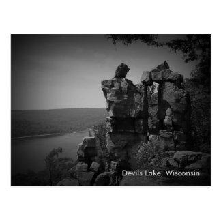 Devils Lake State Park Postcard