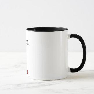 Dexter will small mug