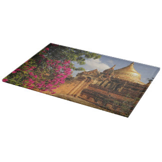 Dhamma Yazaka Pagoda at Bagan (Pagan), Myanmar Cutting Board