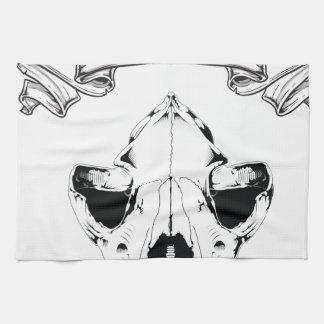 Dia De Los Perros Hand Towel