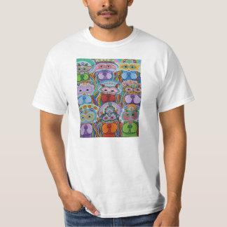 Dia Del Perro Tee Shirts