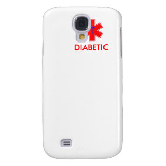Diabetic Alert - iPhone 3G / 3GS Case - Basic Galaxy S4 Case