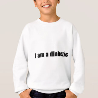 Diabetic Sweatshirt