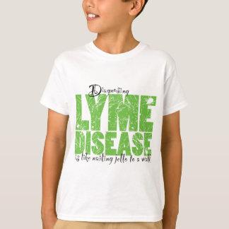 Diagnosing Lyme Disease T-Shirt