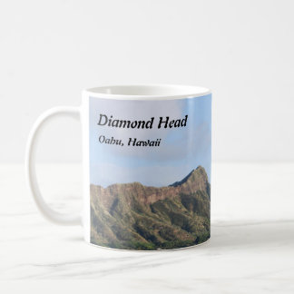 Diamond Head, Oahu, Hawaii Classic Mug