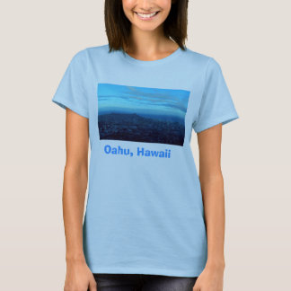 Diamond Head, Oahu, Hawaii T-Shirt