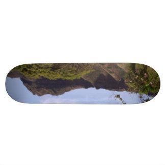 Diamond Head, Oahu, HI, USA Skate Board Decks