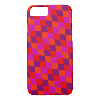 DIAMOND PATTERN ~ iPhone 8/7 CASE