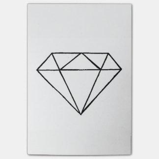 Diamond post it post-it® notes