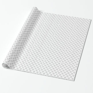 Diamond Shapes Pattern Wrapping Paper