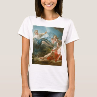 Diana and Endymion By Jean-Honoré Fragonard T-Shirt