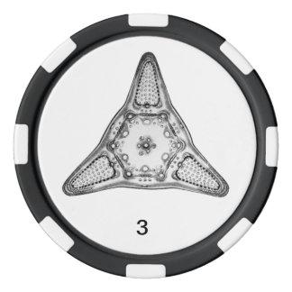 Diatom Poker Chips