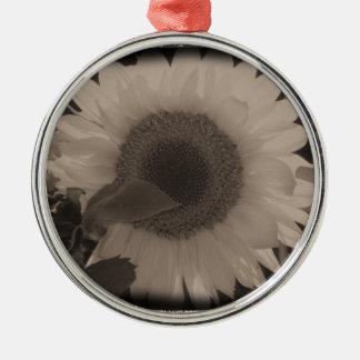 Diatrope Sunflower IV Christmas Ornament