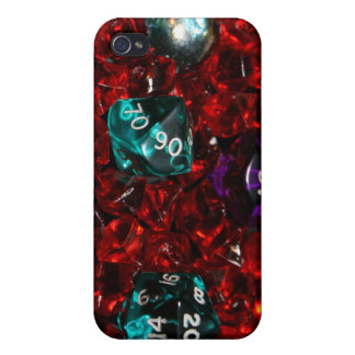 Dice phone cover for iPhone 4