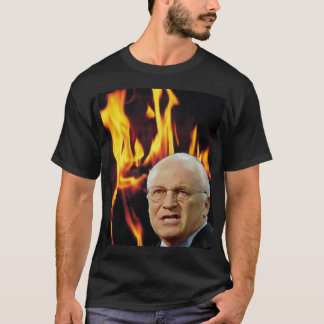 Dick Cheney as evil as can be T-Shirt