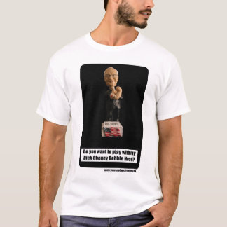 Dick Cheney Bobble Head T-Shirt