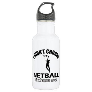 Didn't choose Netball 532 Ml Water Bottle