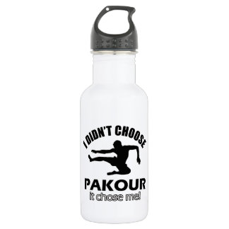 Didn't choose pakour 532 ml water bottle