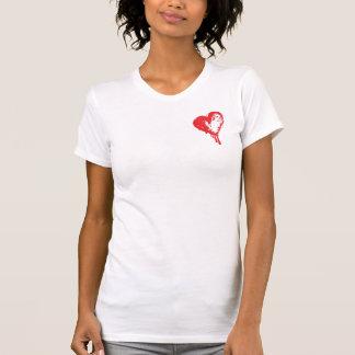 Die Pretty Bleeding Heart T-Shirt