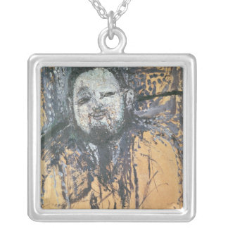 Diego Rivera  1916 Silver Plated Necklace