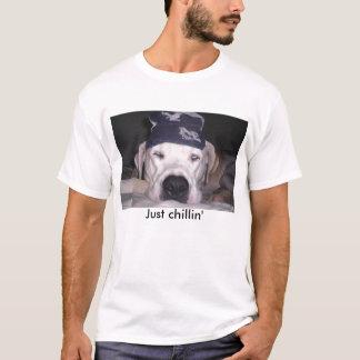 Digger's JUST CHILLIN mens t shirt