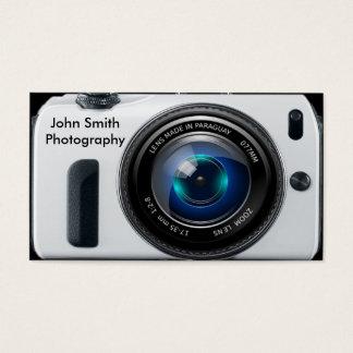 digital camera business card