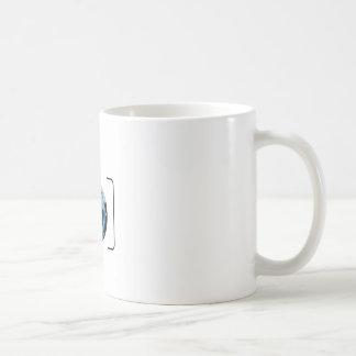Digital camera coffee mug