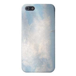 Digital Clouds iPhone 5 Cover
