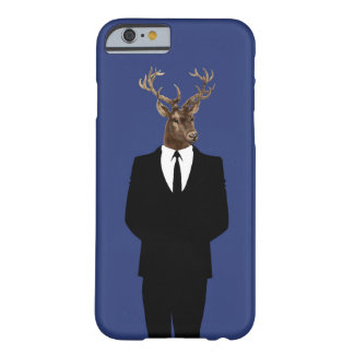 Digital deer collage for Iphone 6 Barely There iPhone 6 Case