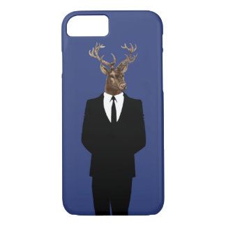 Digital deer collage for iPhone 7 iPhone 8/7 Case
