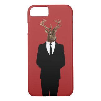 Digital Deer Collage iPhone 8/7 Case