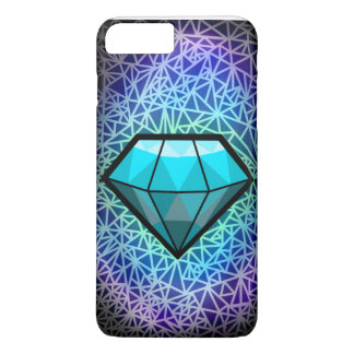Digital Diamond Phone Case