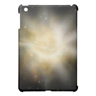 Digital Illustration of a Solar System Cover For The iPad Mini