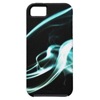 Digital Radial Colours Blur Glow Art Beautiful Des iPhone 5 Cover