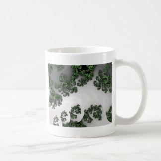 Digital Sea Dragon Basic White Mug