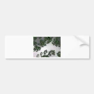 Digital Sea Dragon Bumper Sticker