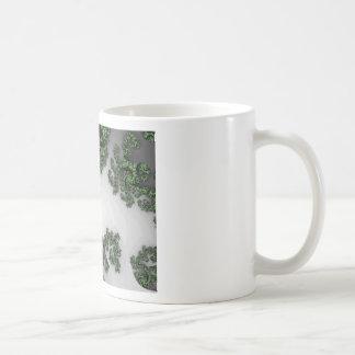 Digital Sea Dragon Coffee Mugs