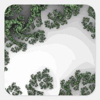 Digital Sea Dragon Sticker