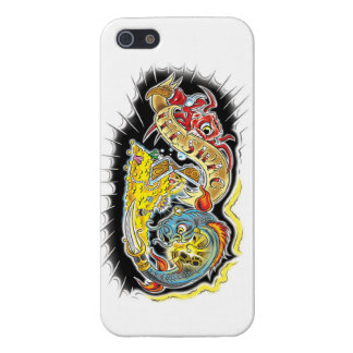 Digital Tattoo Case For The iPhone 5