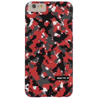 Digital Tech Red Camo Iphone6/6s case