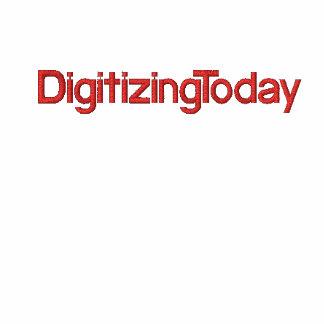 DigitizingToday.com Embroidered Polo Shirt