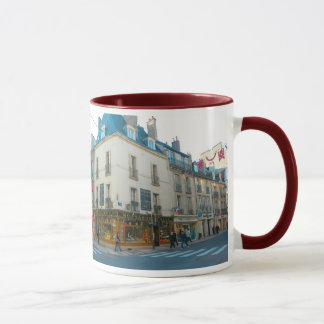 Dijon, Duchy of Burgundy, Mustard shop Mug