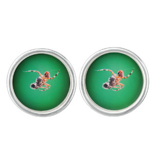 dine and dash cuff links