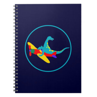 Dino Aviator Note Books