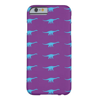 Dino Diplodocus iPhone 6/6s Barely There iPhone 6 Case