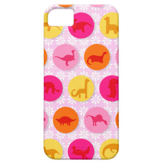Dino Dots iPhone 5 Case